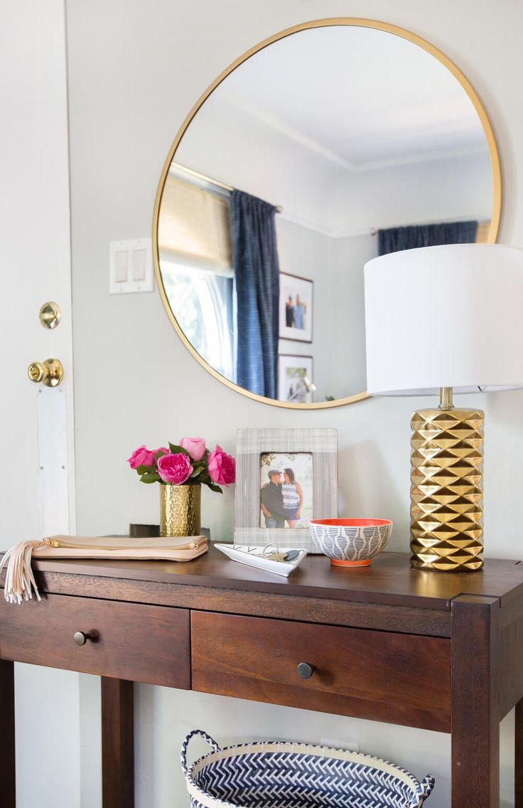 Beverly Foyer Mirror : Best foyers entryways images on pinterest