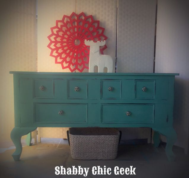 17 Best Ideas About Shabby Chic Buffet On Pinterest
