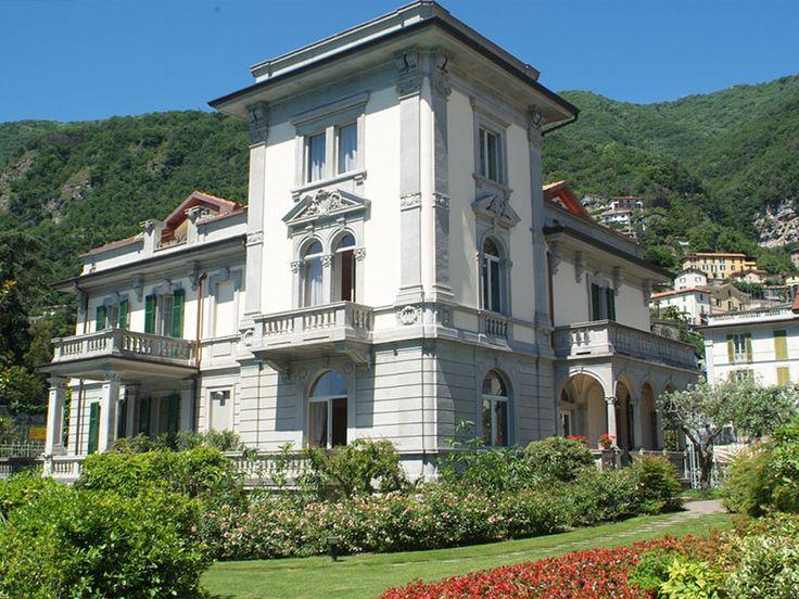 Villa Imperiale | Moltrasio #lakecomoville