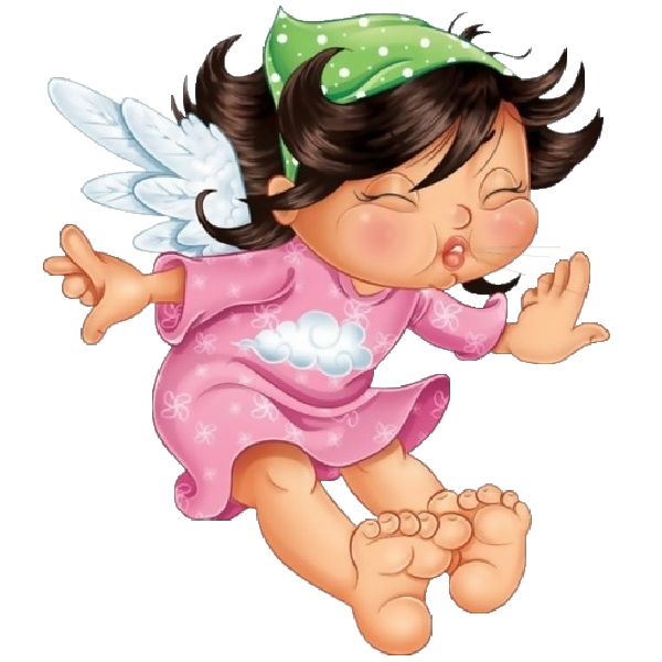 cool cartoon angels image collections