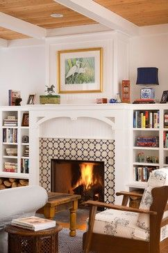 Contemporary Home bookcases Design Ideas, Pictures, Remodel and Decor