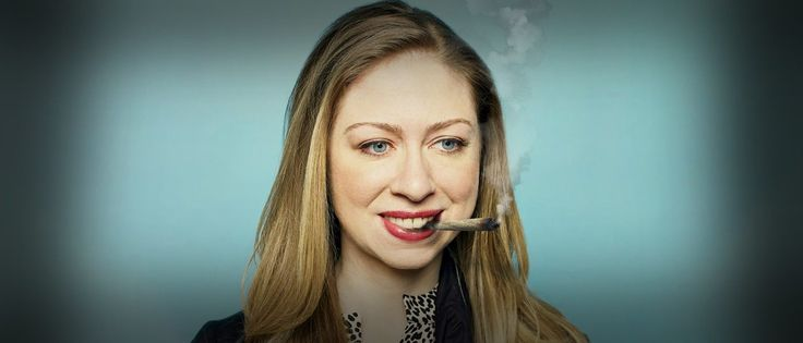 Chelsea Clinton Implies That Marijuana Could Lead To Death