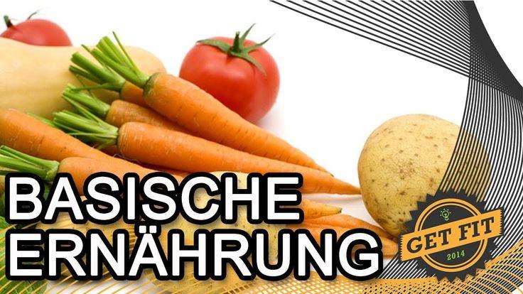 Basische Ernährung gegen Übersäuerung? - #GetFit2014