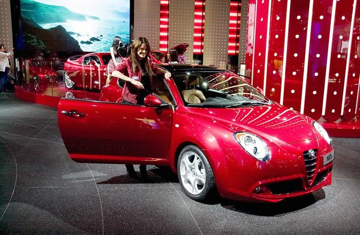 Alfa Romeo at the Francfort Motorshow 2009