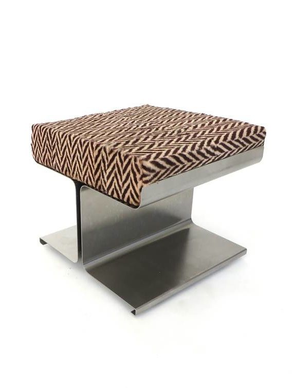 17 best images about stools on pinterest folding stool ottomans and pierre - Unic design tabouret ...