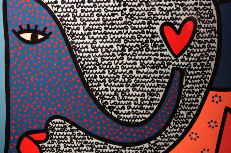 milo lockett elefantes enamorados - Buscar con Google