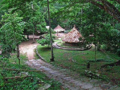 Parque Tayrona - Mexico