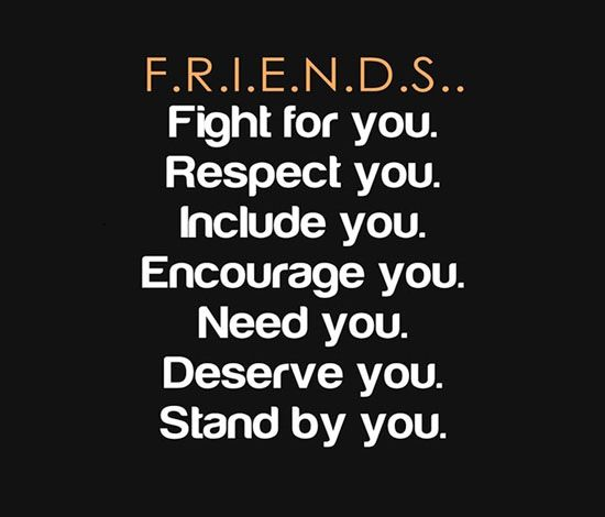 Sayings about Friends