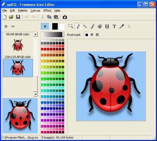 6 programas gratis para crear iconos http://tutorgrafico.com/6-programas-gratis-para-crear-iconos.html