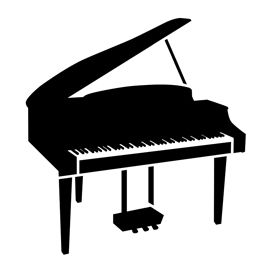 148 best Silhouette - Music images on Pinterest ...