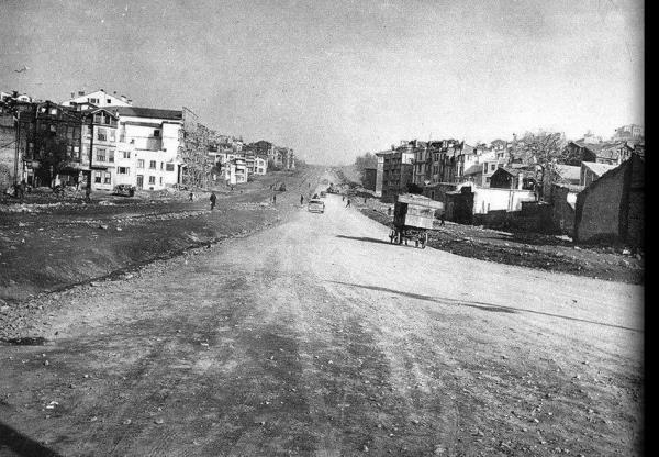 barbaros bulvarı 1957