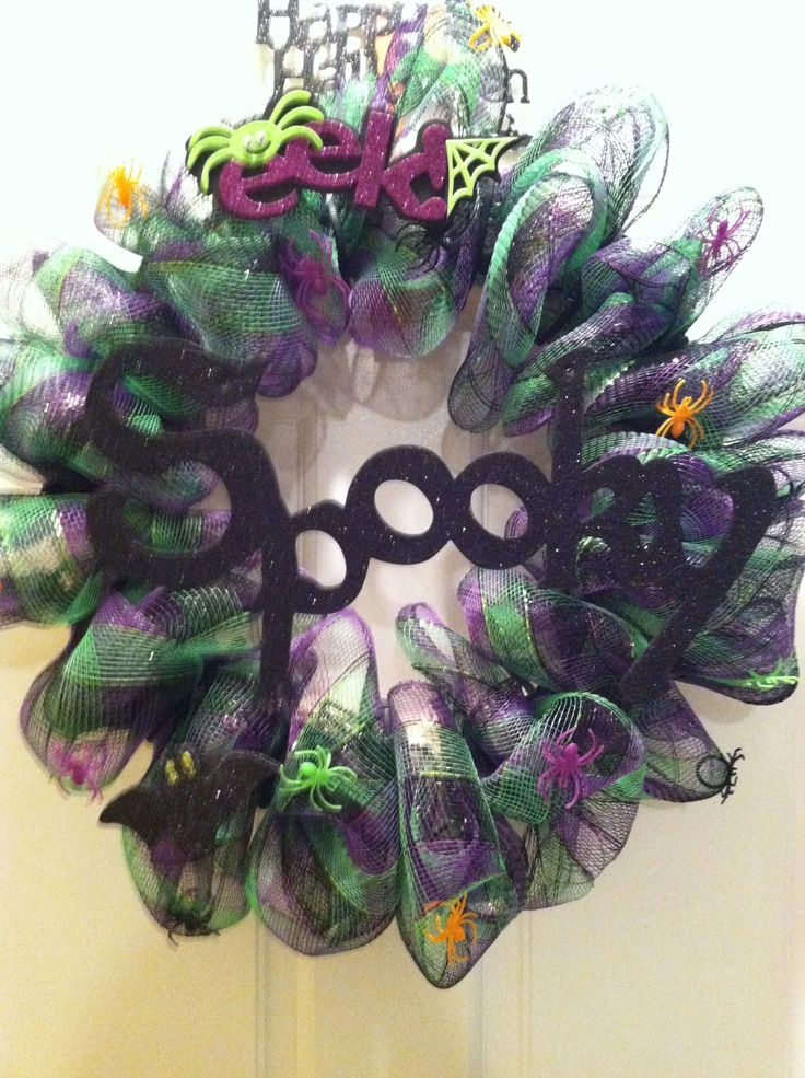 Amazing And Spooky Halloween Wreath Ideas Themes Company
