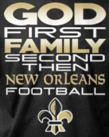 New Orleans Saints Football