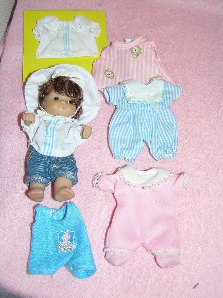Puppenstuben Puppenhaus Träumerle Puppe 14 cm