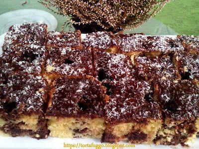 Tortafüggő Marisz: Kókuszos fakanalas sütemény
