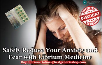 Librium is one of the best medications used in the management of the symptoms of anxiety disorder. People who want to quit alcohol can use Librium 25mg tablet to manage acute alcohol withdrawal symptoms so that they can easily quit alcohol without any troubles. Sometimes, this medicine is also given to patients who have to go through a surgery to manage fear or worry in them before undergoing a surgery.