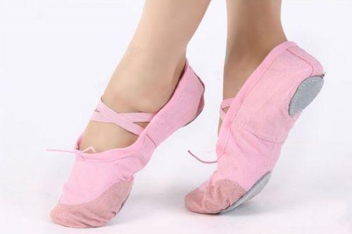 Zapatillas de Ballet. Venta! Nuevos. Fan page: tacones de baile