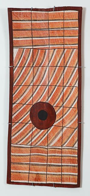 Emmanuel Wirrkidj -'Dilebang' | Aboriginal Art | Outstation