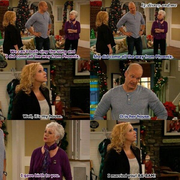 Disney Channel Good Luck Charlie. Amy Duncan and Bob Duncan. Leigh Allyn Baker and Eric Allan Kramer. Christmas ♡