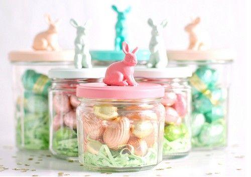 Happy Easter – 20 idées créatives pour DIY votre déco de Pâques – Féesmaison