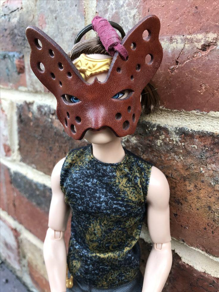 EAH Dexter in a butterfly mask #EAH #DexterCharming