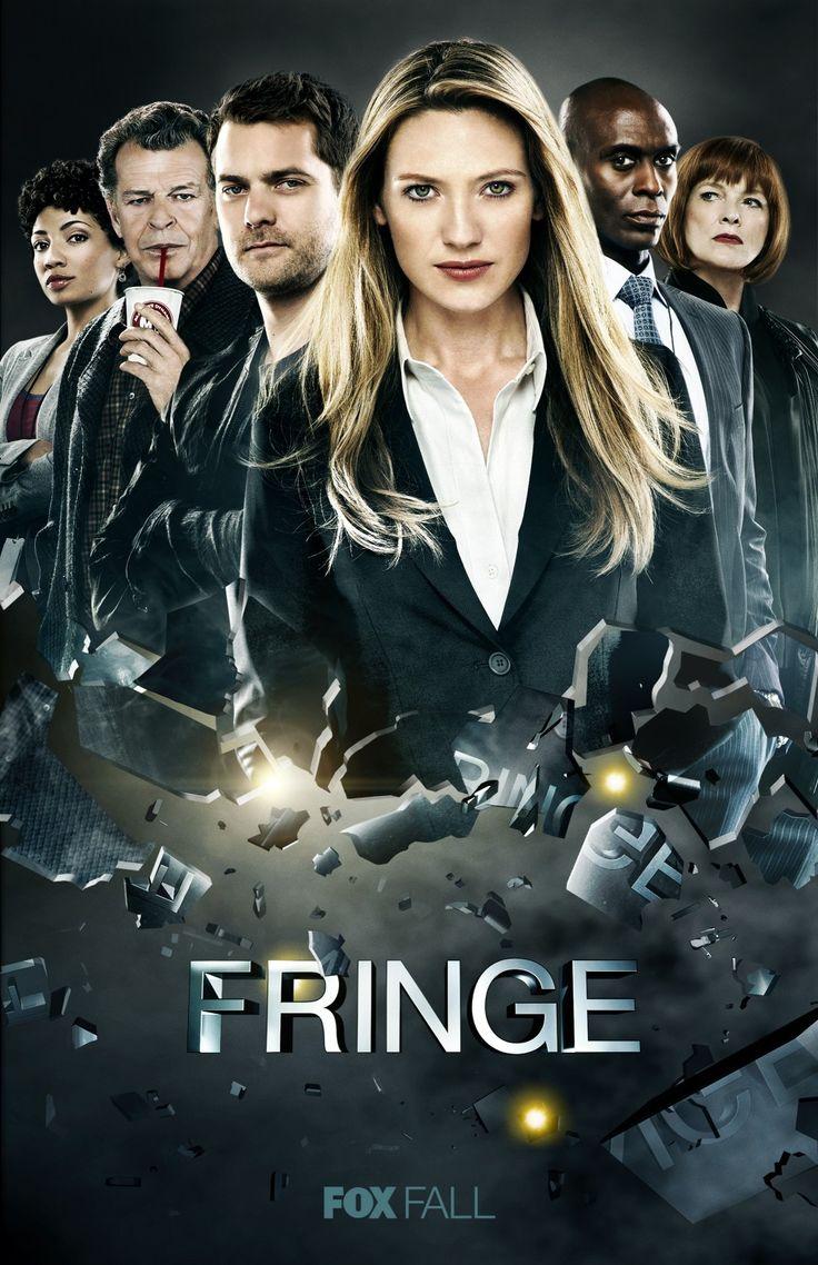 Fringe   Fringe est renouvelée pour une 5ème saison !