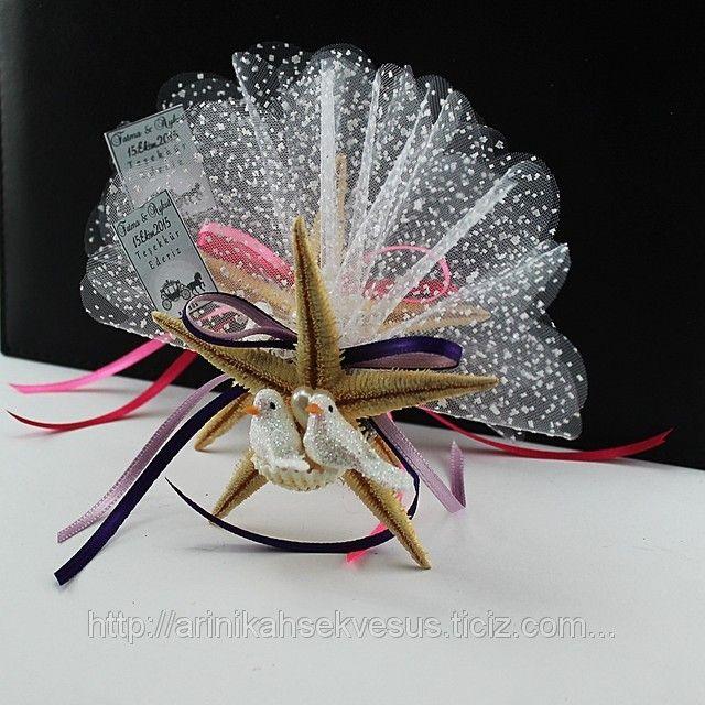 Kuşlu Nikah Şekeri Kabuklu Doğal Deniz Yıldızı (ID#955883): satış, İstanbul'daki fiyat. Arı Nikah Şekeri Ve Süs adlı şirketin sunduğu Deniz Ürünleri , Kabuk Nikah Şekerleri