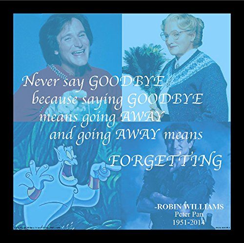 FRAMED Robin Williams Tribute Quote from Peter Pan 12x12 Art Print Poster Mrs Doubtfire Aladdin Peter Pan Mork Buyartforless http://www.amazon.com/dp/B00MNRH934/ref=cm_sw_r_pi_dp_JnSiub128YV2M