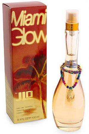 5. Miami Glow by Jennifer Lopez - 7 Delicious & Awesome Perfumes That Smell like Coconut ... → Perfumes