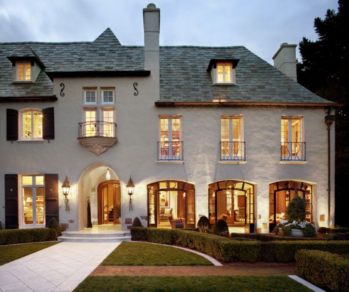 Luxury Home Exteriors: 57 Best Images About Exterior Paint Ideas For Dads House