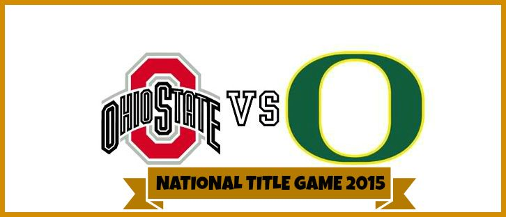 #Oregon vs. #Ohio State #CFBChampionship   Odds & Expert Picks 2015  The first ever college football playoff has given us an interesting finale. Neither the Ohio State Buckeyes nor the Oregon Ducks would have played in the BCS Championship Game had we still been under the old system, but they both earned their way here by beating the two teams who would have played in the game.  Oregon is favored by a touchdown in the first ever title game, while the 'total' is set at 74.5.