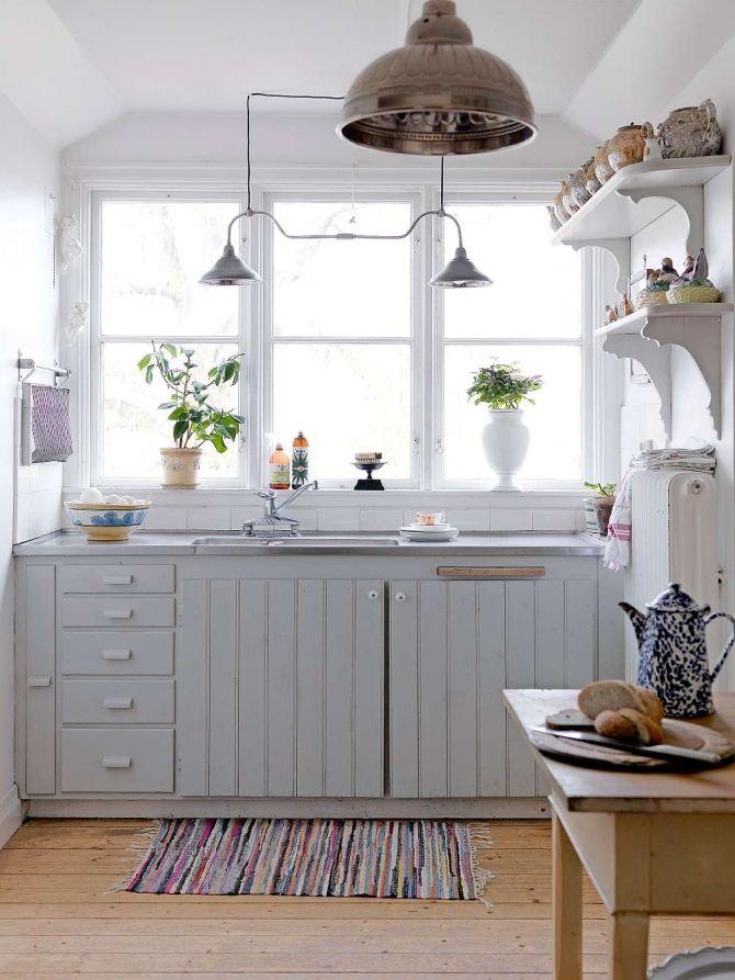 Kitchen from 30´s   Photo: Caroline Romare   Lantliv