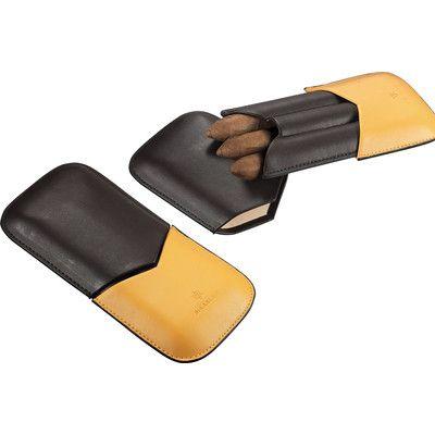 Visol Products Isaiah 3 Finger Cigar Case