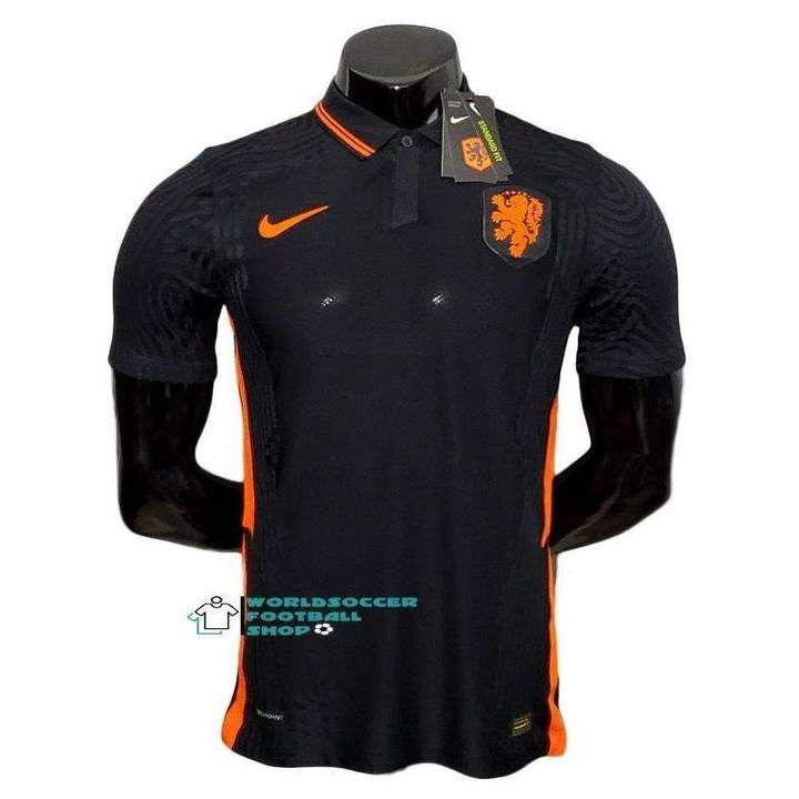 Netherlands National Football Team Away Oranje Holland 2020 21 Player Www Worldsoccerfootballshop Com En 2020