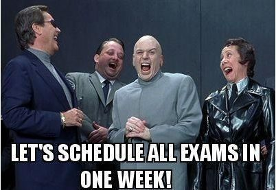 Finals week memes | finals memes austin powers