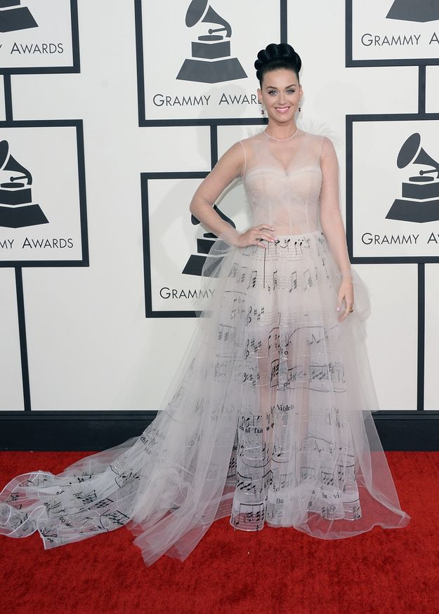 She's still the same Katy: Dressing for herself and no one else! | 32 Pictures Of Katy Perry's Style Evolution