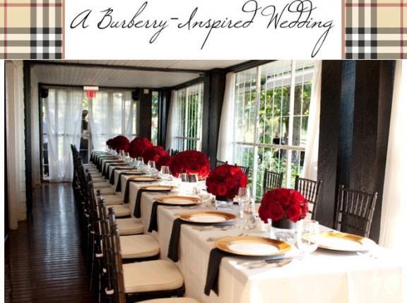 Burberry Wedding Inspiration Black Red Gold Cream Plaid Color 11 Best Free Home Design Idea