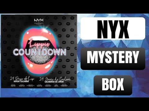 NYX COSMETICS ADVENT CALENDAR REVIEW http://cosmetics-reviews.ru/2017/12/24/nyx-cosmetics-advent-calendar-review/