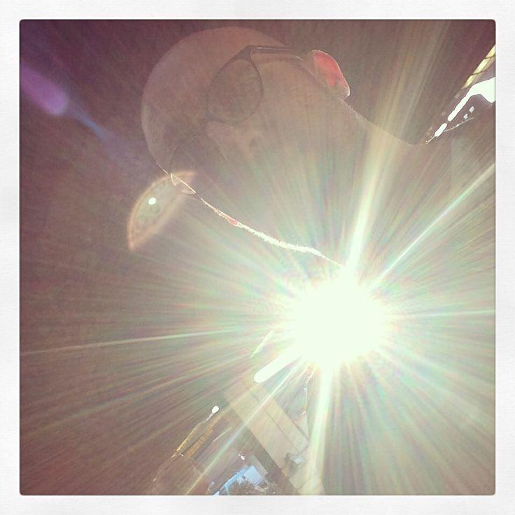 Me & sunlight