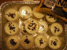 Chunky Monkey Pudding Shot Recipe (Alcohol)