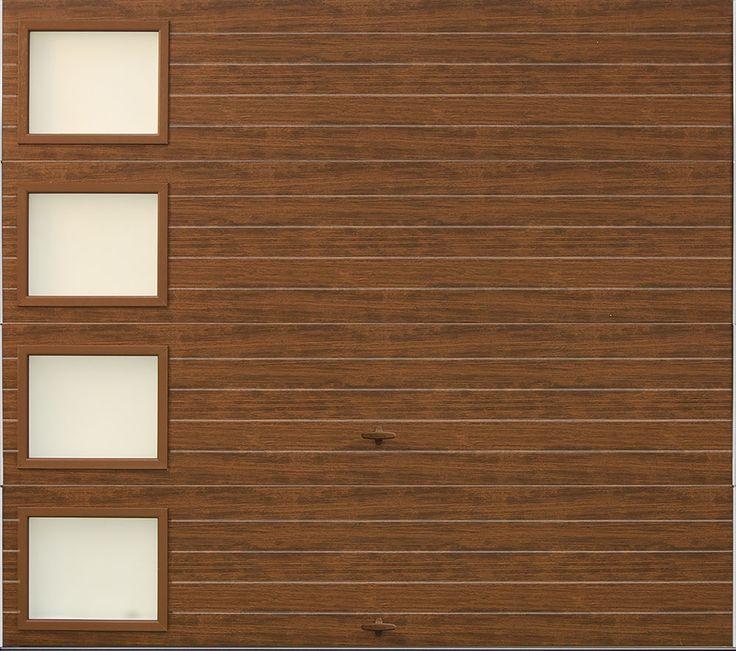 140 best images about modern love on pinterest modern for Clopay hurricane garage doors