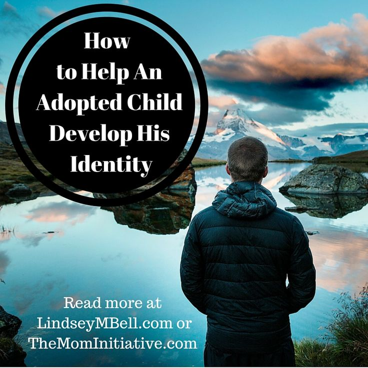 3 tips to help YOU help an adopted child develop his or her identity via @themominitiativ