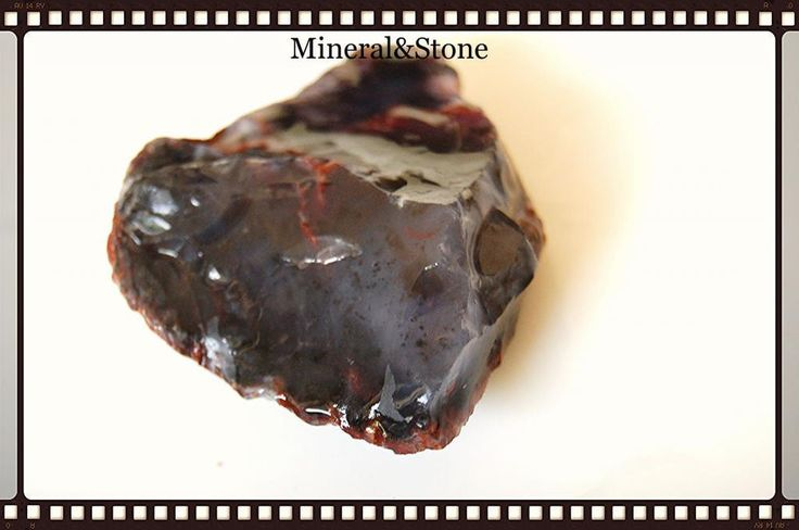Anatolia Chalcedony Purple-Lavender Color Natural Rough 98 GRAM FROM / TURKEY #MineralStone