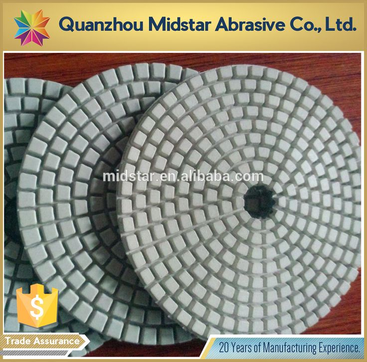 AA Top Wet Polishing Pads for Marble, we can give you a different quality.