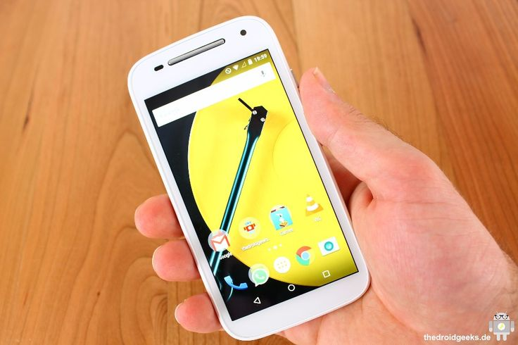 Motorola Moto E (2nd Generation)