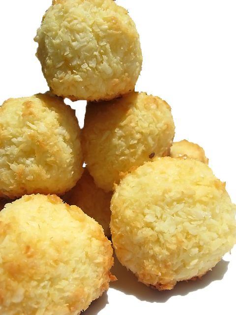 84. Кокосанка - кокосовое печенье