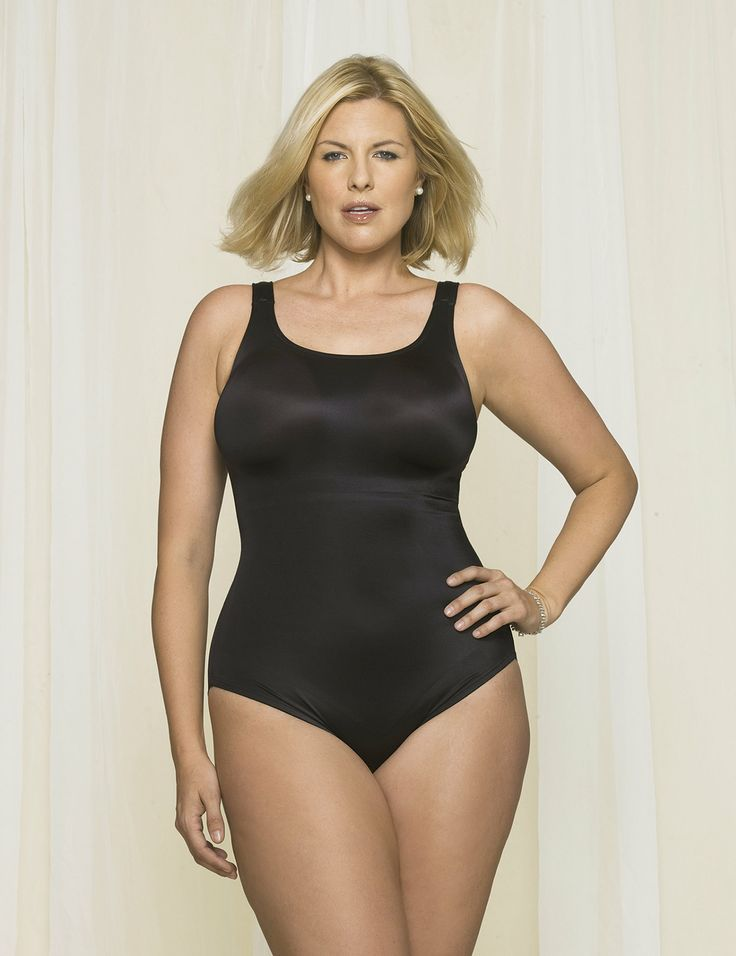 Plus size Body Briefer from Catherines. | Plus Size Bodysuit ...