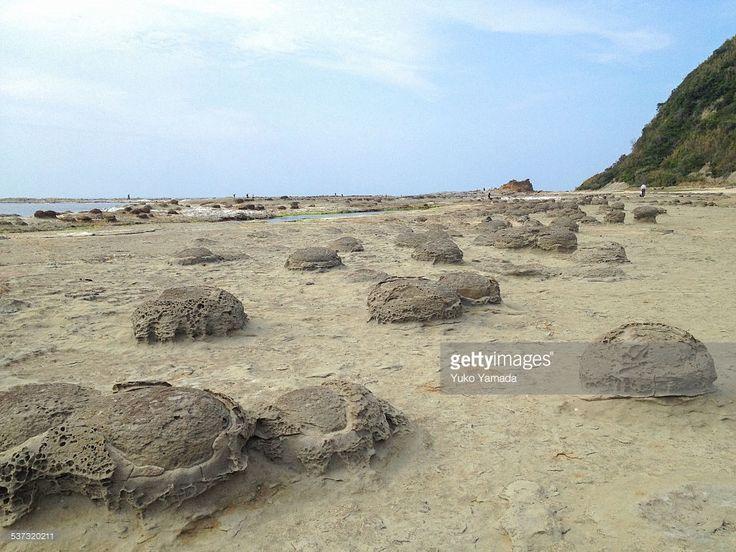 島根、畳ヶ浦のランドスケープ Landscape of Iwami Tatamigaura Beach, Japan
