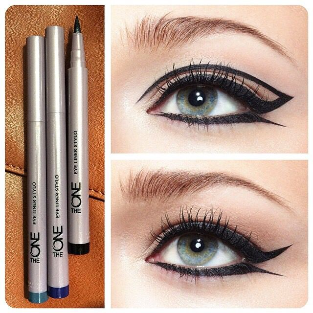 What's your favourite way to apply eye liner? With The ONE Eye Liner Stylo, you can start mastering all your preferred eye looks, now with lasting precision! To order #Oriflame call 08033818007 or drop your Email addy for a catalog