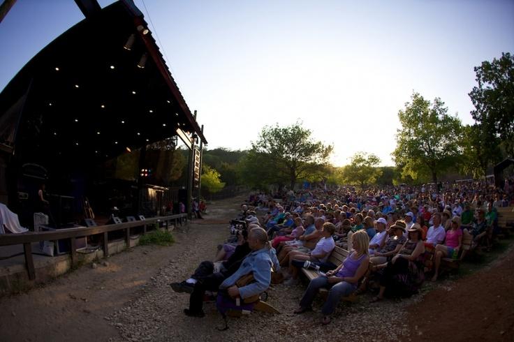 Kerrville Folk Festival - Quiet Valley Ranch